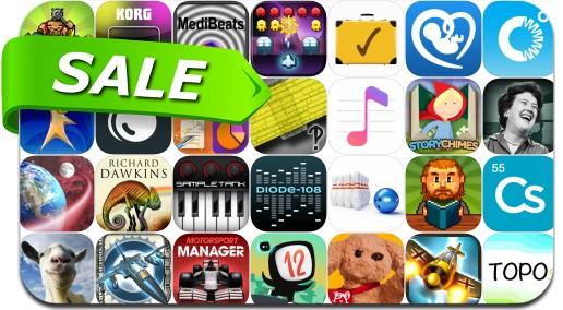 iPhone & iPad App Price Drops - September 3, 2015