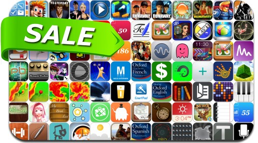 iPhone & iPad App Price Drops - April 19, 2014