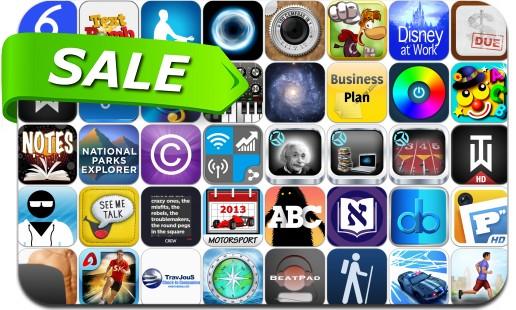 iPhone & iPad App Price Drops - June 10
