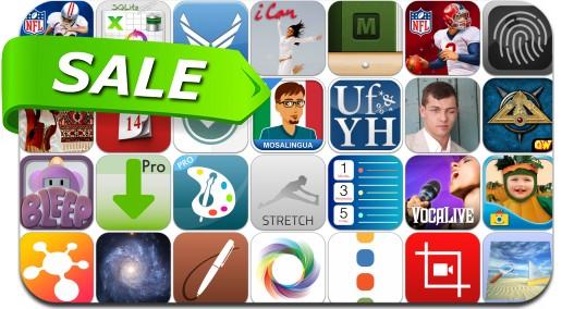 iPhone & iPad App Price Drops - October 3, 2014