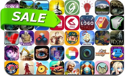 iPhone & iPad App Price Drops - June 26, 2019