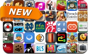 Newly Released iPhone and iPad Apps - January 24
