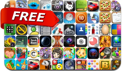 iPhone & iPad Apps Gone Free - July 19
