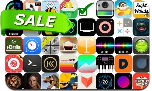 iPhone & iPad App Price Drops - June 22, 2020