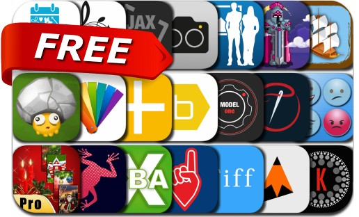 iPhone & iPad Apps Gone Free - December 2, 2019