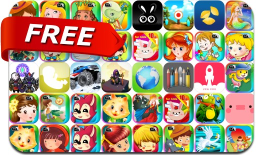 iPhone & iPad Apps Gone Free - May 18, 2018