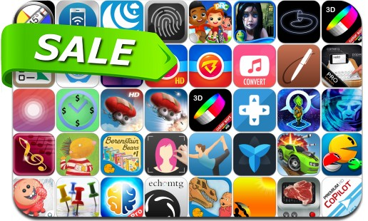iPhone & iPad App Price Drops - September 20, 2014