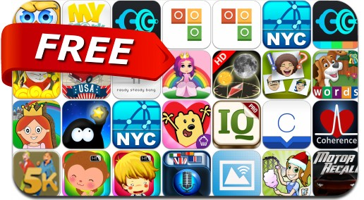 iPhone & iPad Apps Gone Free - January 31, 2014