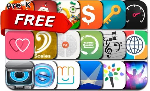 iPhone & iPad Apps Gone Free - November 15, 2016