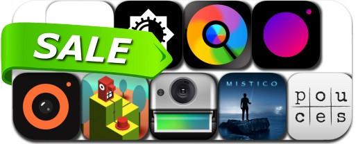 iPhone & iPad App Price Drops - October 12, 2021