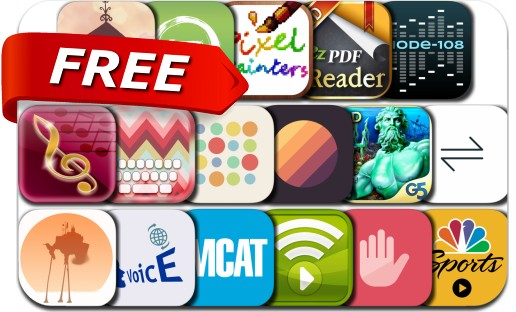 iPhone & iPad Apps Gone Free - June 28, 2016