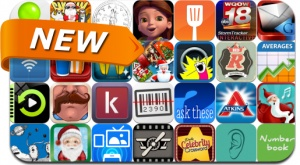 Newly Released iPhone and iPad Apps - December 9