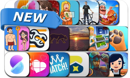 Newly Released iPhone & iPad Apps - October 14, 2020