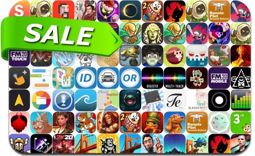 iPhone & iPad App Price Drops - January 24, 2020