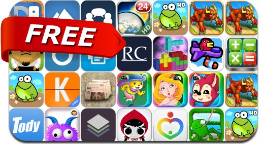 iPhone & iPad Apps Gone Free - May 15, 2014