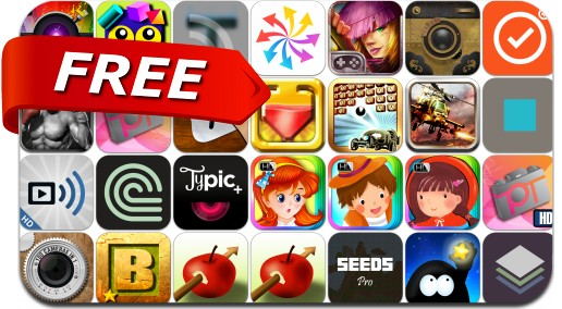 iPhone & iPad Apps Gone Free - June 27, 2014