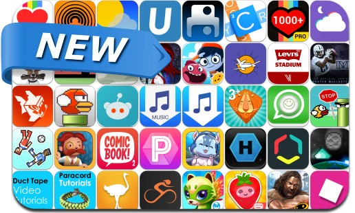 Newly Released iPhone & iPad Apps - July 26, 2014