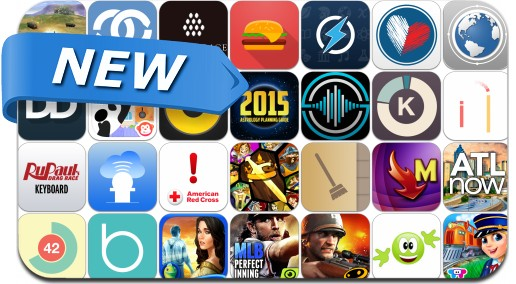 Newly Released iPhone & iPad Apps - April 16, 2015