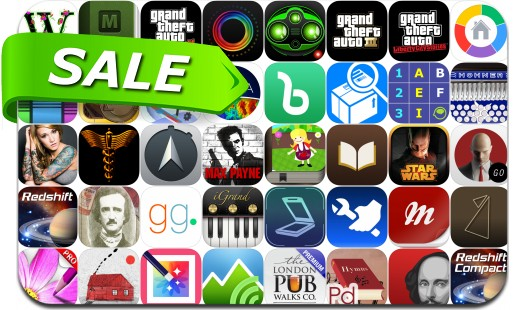 iPhone & iPad App Price Drops - May 6, 2016