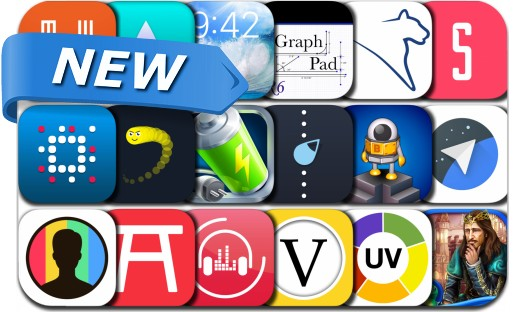 Newly Released iPhone & iPad Apps - May 17, 2016