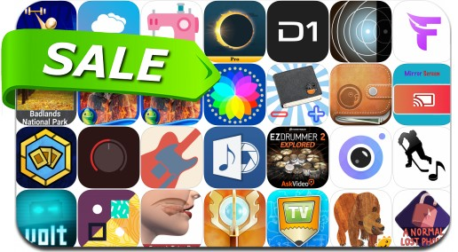 iPhone & iPad App Price Drops - April 8, 2019