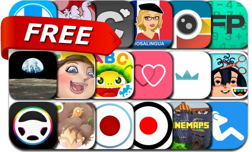 iPhone & iPad Apps Gone Free - November 30, 2016