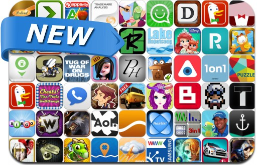 Newly Released iPhone & iPad Apps - June 28