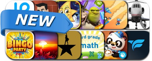 Newly Released iPhone & iPad Apps - August 12, 2017