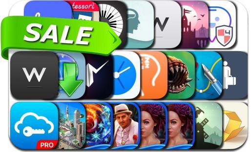 iPhone & iPad App Price Drops - August 28, 2019