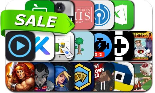 iPhone & iPad App Price Drops - August 1, 2019