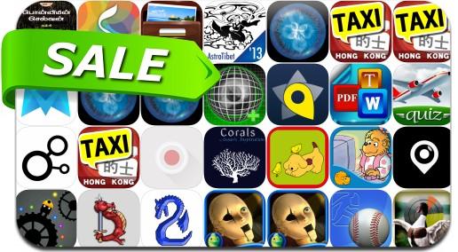 iPhone & iPad App Price Drops - January 24, 2016