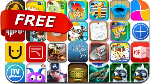 iPhone & iPad Apps Gone Free - June 26, 2014