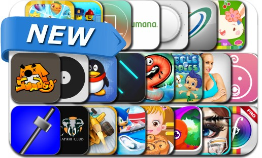 Newly Released iPhone & iPad Apps - January 3