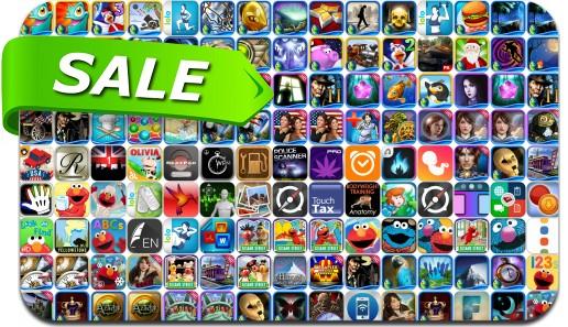 iPhone & iPad App Price Drops - January 3