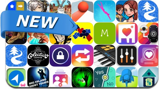 Newly Released iPhone & iPad Apps - March 9, 2019