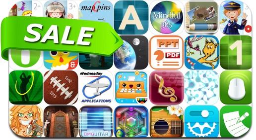 iPhone & iPad App Price Drops - July 28, 2015