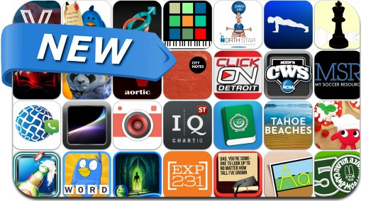 Newly Released iPhone & iPad Apps - June 11