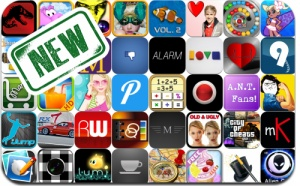 Newly Released iPhone and iPad Apps - July 24