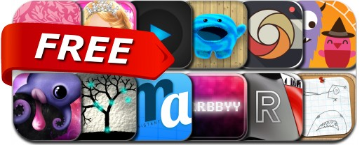 iPhone & iPad Apps Gone Free - October 9, 2014