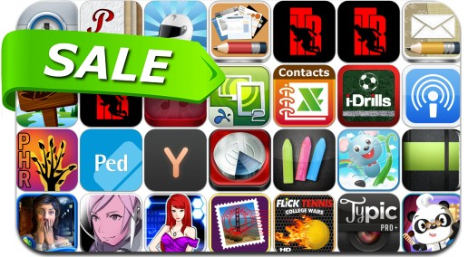 iPhone & iPad App Price Drops - May 29