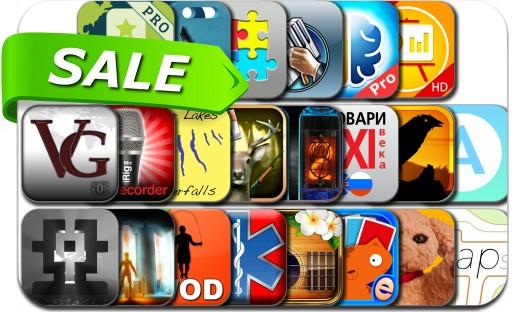 iPhone & iPad App Price Drops - October 13, 2014