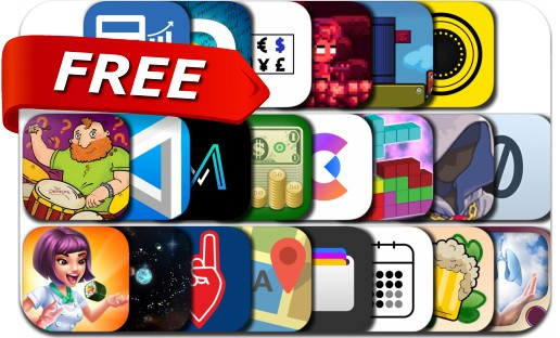 iPhone & iPad Apps Gone Free - October 11, 2021
