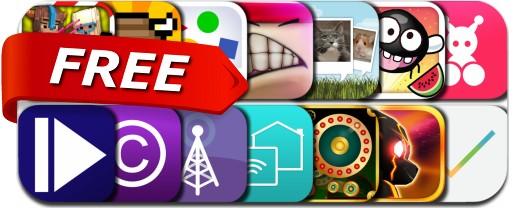 iPhone & iPad Apps Gone Free - November 25, 2015