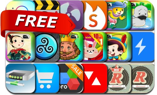 iPhone & iPad Apps Gone Free - July 21, 2014
