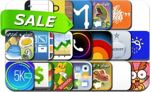 iPhone & iPad App Price Drops - February 10, 2015