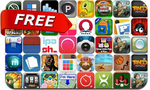iPhone & iPad Apps Gone Free - September 28