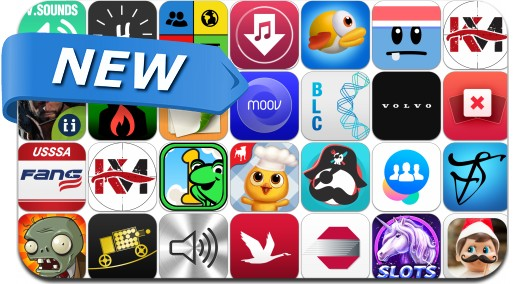 Newly Released iPhone & iPad Apps - November 19, 2014