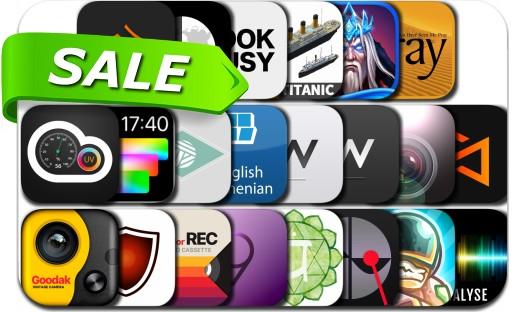 iPhone & iPad App Price Drops - January 23, 2020