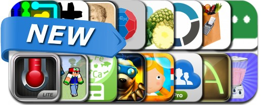 Newly Released iPhone & iPad Apps - April 21