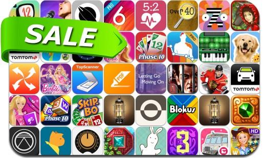 iPhone & iPad App Price Drops - February 12, 2015